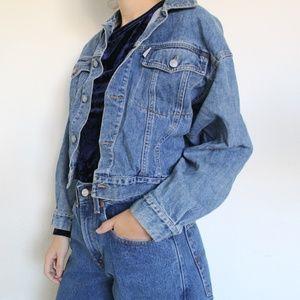Vintage Espirit Denim Jacket